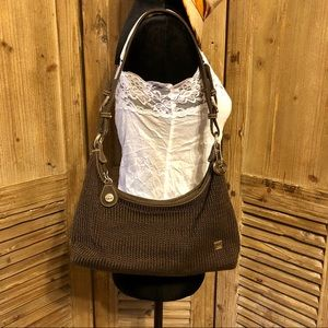 The Sak purse. Brown. Great condition!